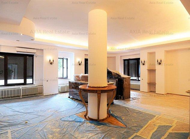 Duplex in vila - Dorobanti - Televiziune - terase generoase - imaginea 1