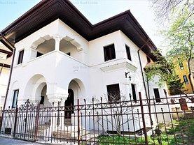 Casa de vânzare sau de închiriat 10 camere, în Bucureşti, zona P-ţa Romană