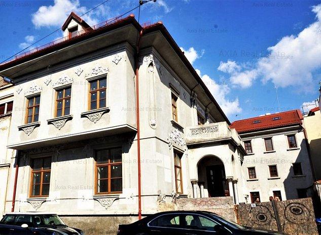 Vila - sediu companie, clinica, ambasada - Piata Romana - Piata Victoriei - imaginea 1