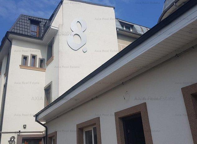 Proprietate - 14 camere/ Boutique Hotel/Clinica/Birouri - zona Calea Calarasilor - imaginea 1