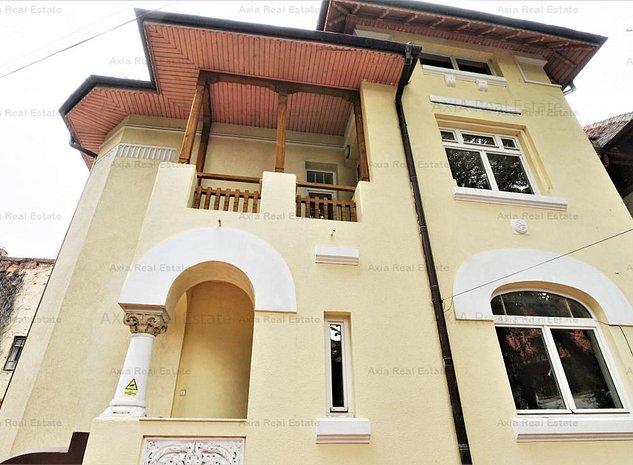 Vila zona Kiseleff - birouri, rezidenta - imaginea 1