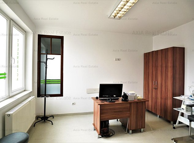 Imobil amenjat pentru clinica - 30 cabinete - Universitate - imaginea 1