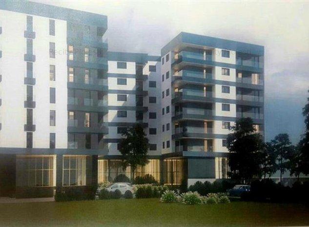 Vanzare apartament 3 camere BLOC NOU 9 Mai, Ploiesti - imaginea 1