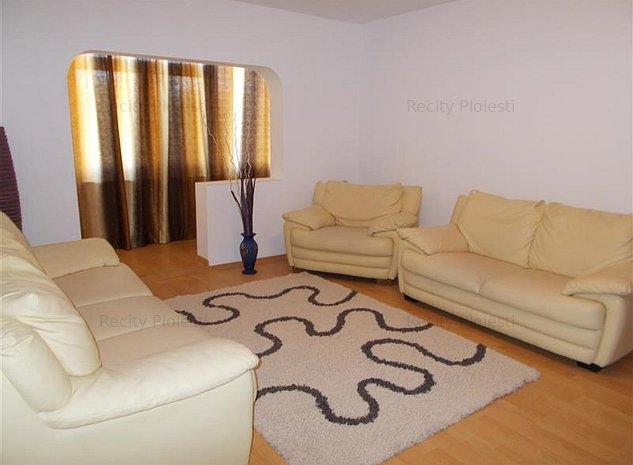 Inchiriere apartament 2 camere Malu Rosu Ploiesti - imaginea 1