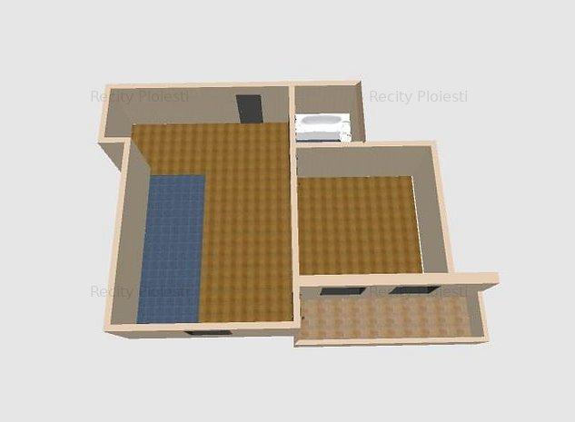 Vanzare apartament 3 camere BLOC NOU, Malu Rosu - imaginea 1