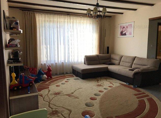 Vila P+1 situata in zona Bitina- Pamanteni Ialomita - imaginea 1