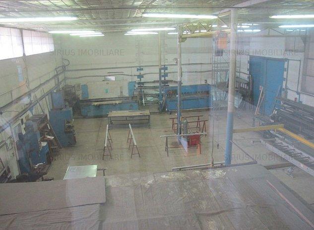 Hala si birouri 700 mp Militari -Turbomecanica - imaginea 1