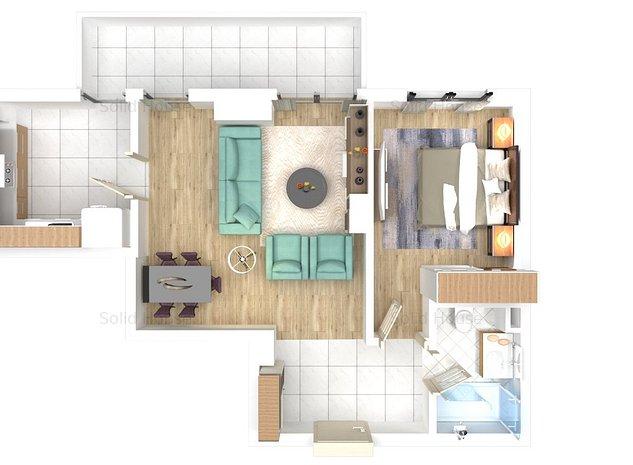 Rate direct la dezvoltator Solid Residence Intim - imaginea 1