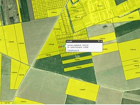 Teren agricol de vânzare în Techirghiol, Sud-Vest
