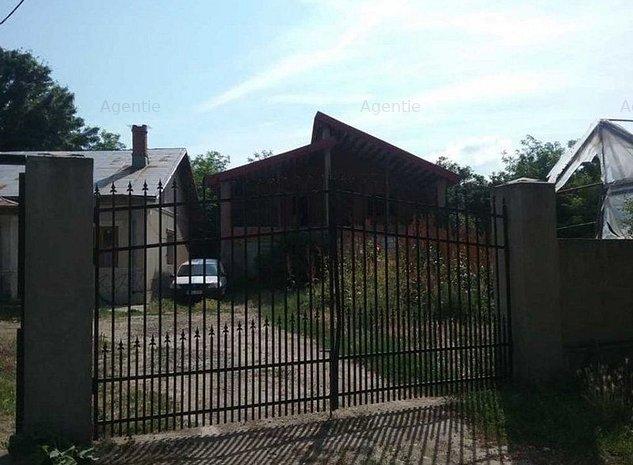 Casa si teren situat in comuna Dridu, judet Ialomita - imaginea 1