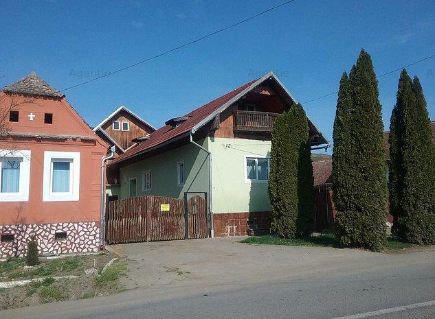 ID 6788: Casa cu 5 camere - Viisoara - imaginea 1
