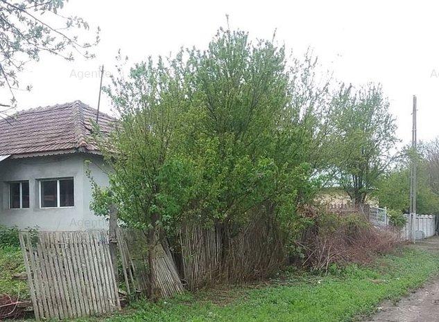 Casa si teren Draganesti Vlasca - imaginea 1