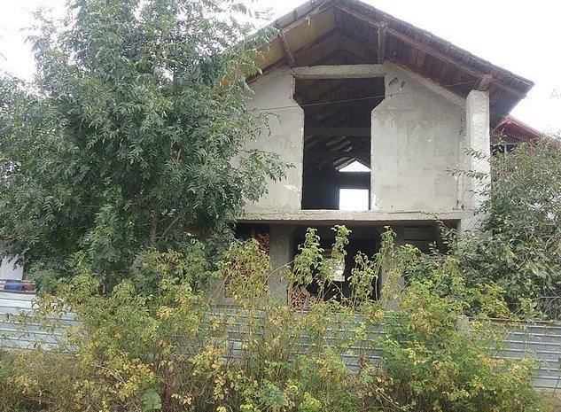 Casa si teren 1.317 mp sat Tisa Silvestri, Odobesti ID 10589 - imaginea 1