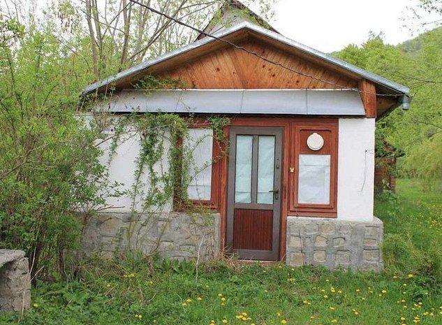 ID:6948: Casa si teren, sat Gresu - imaginea 1