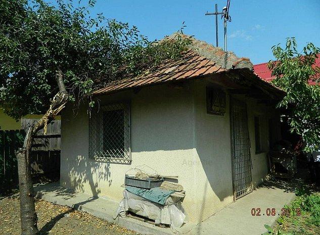 Casa si teren Husi jud. Vaslui ID 9973 - imaginea 1