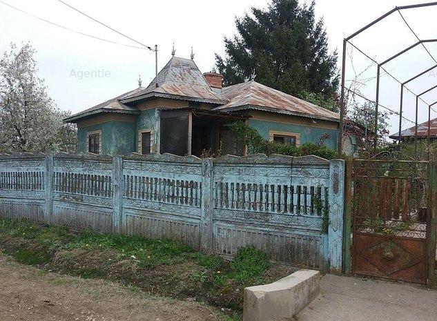ID:6542: Casa cu 3 camere, Stefan Cel Mare - imaginea 1