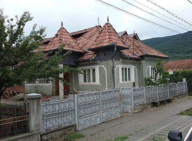 Casa si teren, 1400 mp, Sieu Magerus, jud.Bistrita Nasaud - imaginea 1