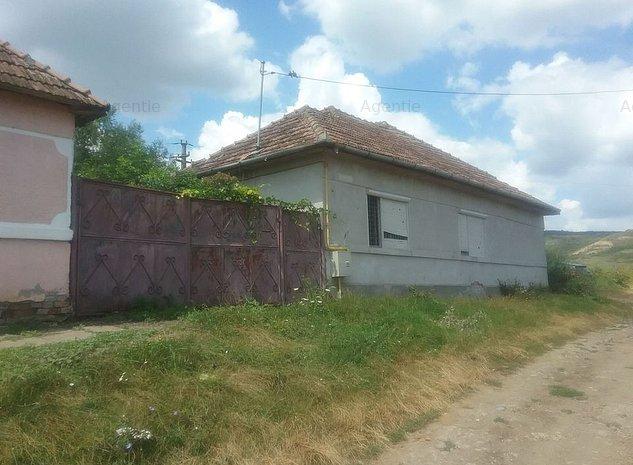Casa si teren 886 mp, Tarnaveni, jud. Mures - imaginea 1