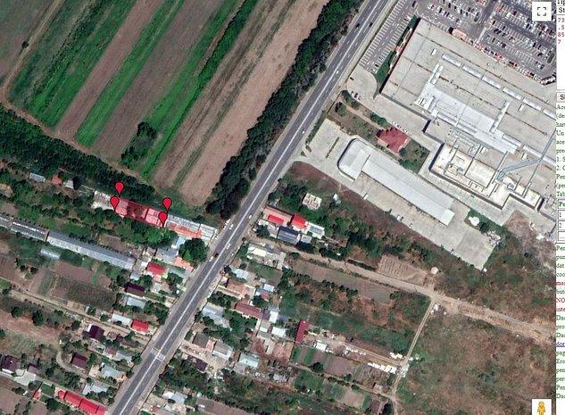 ID17266: Teren intravilan de  569 mp in Varsatura - imaginea 1
