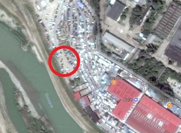 Teren intravilan 1.261 mp Suceava zona Bazar ID 17400 - imaginea 1