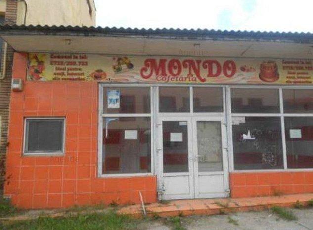 Spatiu comercial de 68 mp in Petrila, Hunedoara - imaginea 1