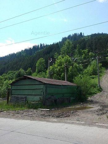 Hala Gater si teren, 348 mp, loc. Brosteni - imaginea 1