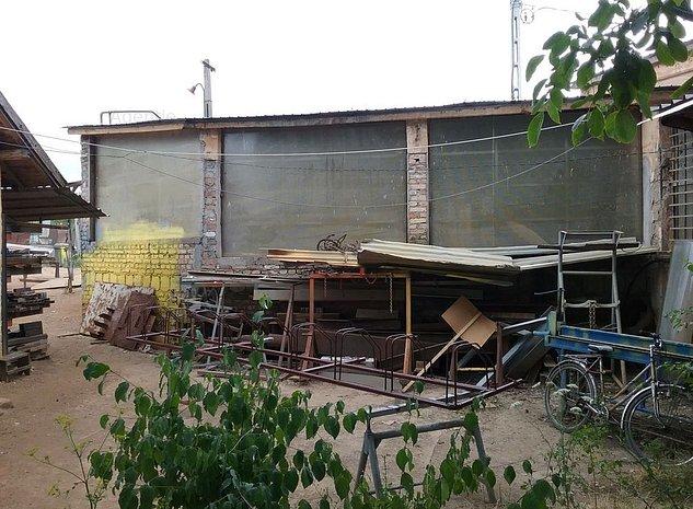 Spatiu industrial si teren, 2.196 mp, Turda - imaginea 1