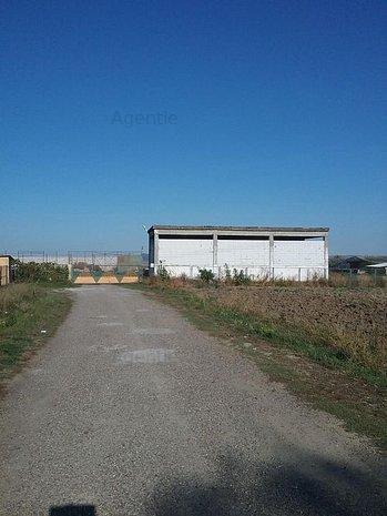 Hala de lucru si teren 5.423 mp Pascani jud. Iasi ID 17772 - imaginea 1