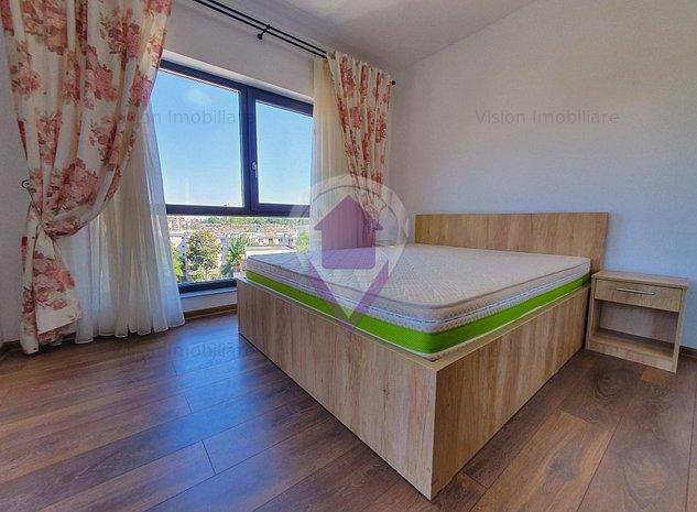 Dormitor + living | 50 m2 | modern | bloc nou | parcare | Mănăștur - Plopilor - imaginea 1