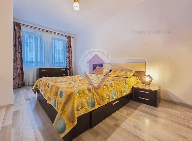 ⚡TUR VIRTUAL 2 camere   55 m²   modern, calitate bună   AC   Park Lake - imaginea 1