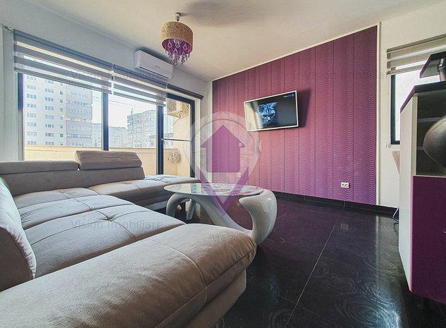 ⚡TUR VIRTUAL⚡2 dormitoare + living | 65 m2 | LUX | bloc nou | parcare | Mărăști - imaginea 1
