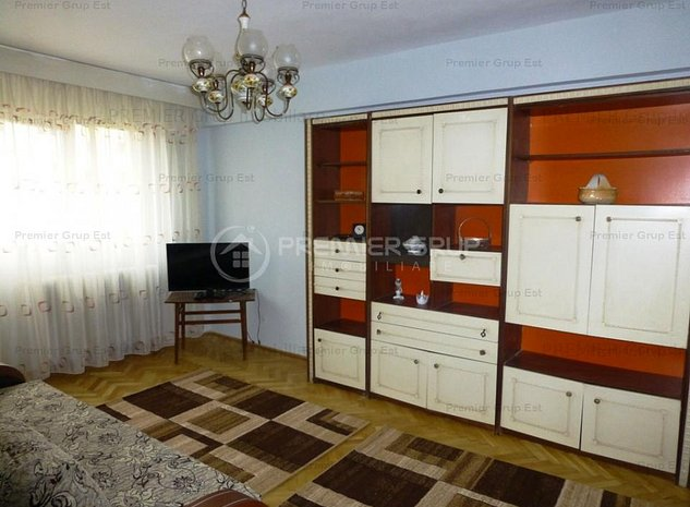 Apartament 3 camere, Centru, 70mp, CT, etaj 7, mobilat+utilat - imaginea 1