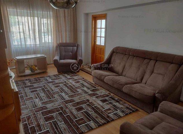 Apartament 2 camere, Tatarasi Oancea, 62mp, et 1, CT, mobilat +utilat - imaginea 1