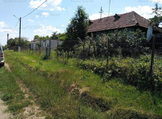 Casa 2 camere, Rebricea, 50mp, teren 2500mp - imaginea 1