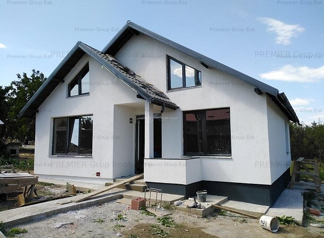 Casa 3 Camere, CUG - Horpaz, 90mp, EXCLUSIVITATE - imaginea 1
