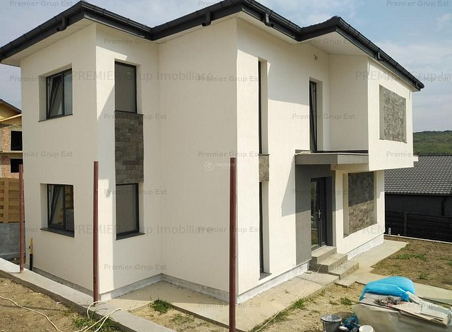 Vila 4 camere, Pacurari - Rediu, 120mp, EXCLUSIVITATE - imaginea 1