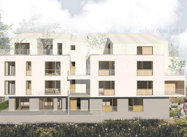 Apartament 2 cam - Imobil Boutique - Finisaje Premium - imaginea 1