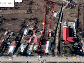 Teren constructii de vânzare, în Buftea, zona Central