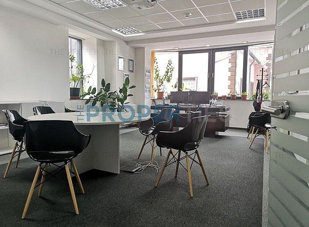 Comision 0! Inchiriere birou plug&work zona Alba Iulia-intre 150-370mp - imaginea 1