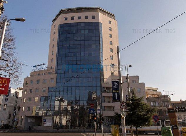 Comision 0! Spatiu de birouri in zona Victoriei - 783mp - imaginea 1