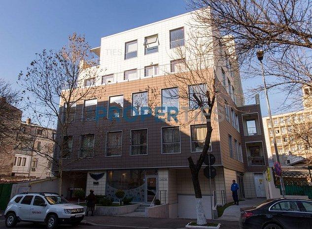 Cladire de birouri in zona Cismigiu - 2202mp - imaginea 1