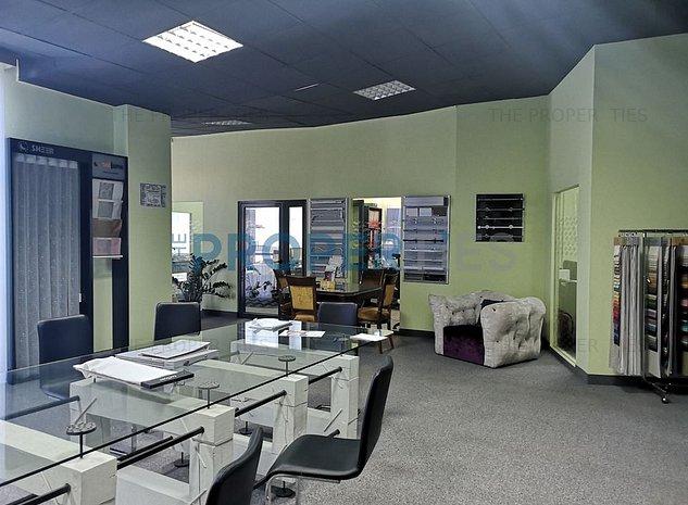 Comision 0! Vila pretabila birouri, showroom, productie - 460mp - imaginea 1