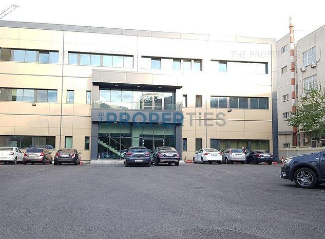 Comision 0! Spatii de birouri in zona Aviatiei - intre 90 si 950mp - imaginea 1