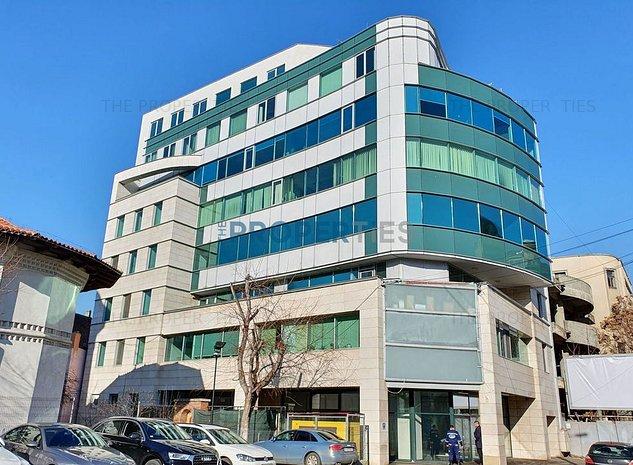 Comision 0! Spatii birouri in zona Universitate -  intre 306 si 674mp - imaginea 1
