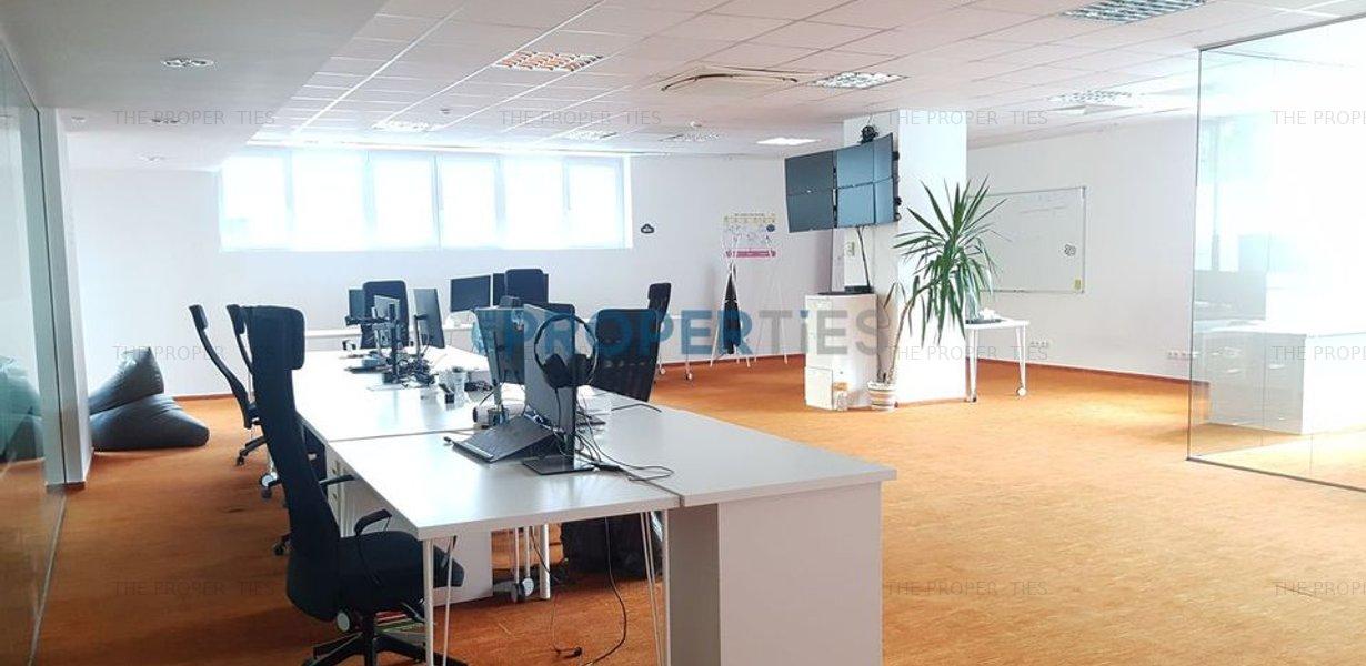 Comision 0! Inchiriere spatiu birouri in zona Piata Romana - 500mp - imaginea 9