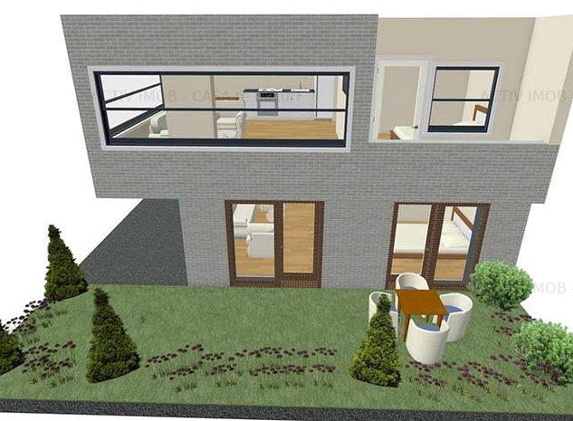 Ghica Residence, imobil 2021, apartamente 2 si 3 camere - imaginea 1
