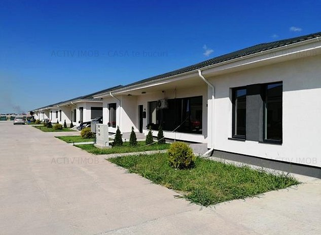 Vila-Duplex-Bragadiru-Domnesti- 86000E - COMISION 0! - imaginea 1