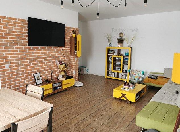 Apartament segment lux 2 camere spatioase, parcare subterana,mobilat - imaginea 1