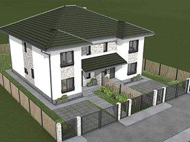 Casa de vânzare 5 camere, în Tărlungeni