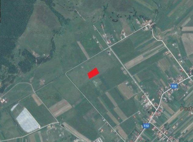 Parcele de teren in Podul Olt - imaginea 1